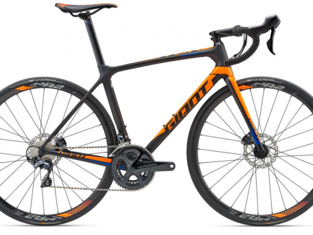Giant - TCR Advanced 1 Disc 2018
